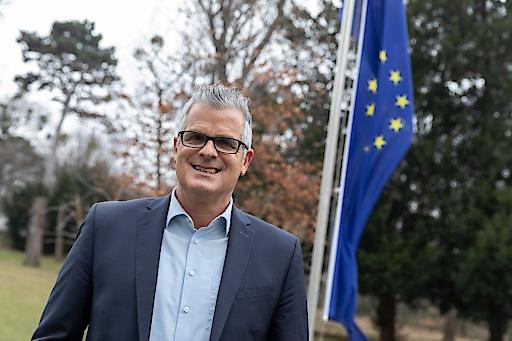 Wolfram Pirchner kandidiert für die Wahl zum Europaparlament als Vertreter der Seniorinnen und Senioren