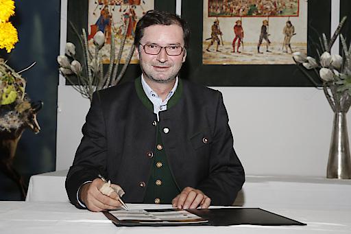 (c) Dieter Nagl für JAGD ÖSTERREICH .Landesjägermeisterkonferenz 2017 - Kufstein