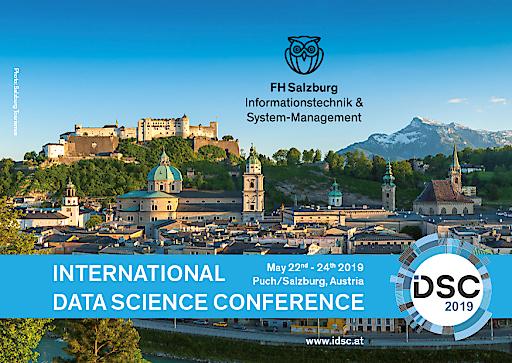 Von 22. - 24. Mai findet die 'International Data Science Conference Salzburg' - die iDSC 2019 - statt. Die Konferenz ist Treffpunkt für ForscherInnen, WissenschaftlerInnen und WirtschaftsexpertInnen, um neue Ansätze zur Förderung agiler Methoden in einer datengesteuerten Welt zu diskutieren.