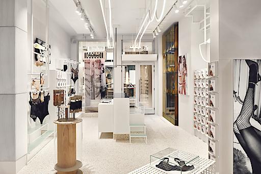 Wolford präsentiert neues Shop-Konzept in Amsterdam
