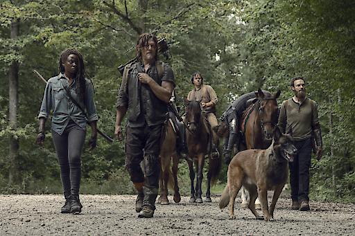 """""""The Walking Dead"""" (© 2019 AMC Film Holdings LLC. All Rights Reserved) Weiterer Text über ots und www.presseportal.de/nr/127888 / Die Verwendung dieses Bildes ist für redaktionelle Zwecke honorarfrei. Veröffentlichung bitte unter Quellenangabe: """"obs/FOX"""""""