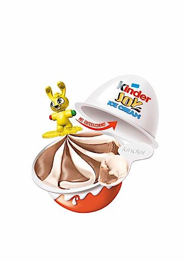 Bild zu OTS - KINDER Joy Ice Cream Limited Edition