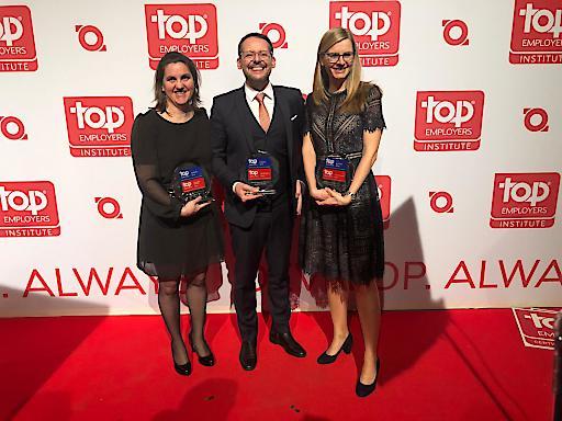 Top Employer 2019: BAT DACH - Area unter den Top 10