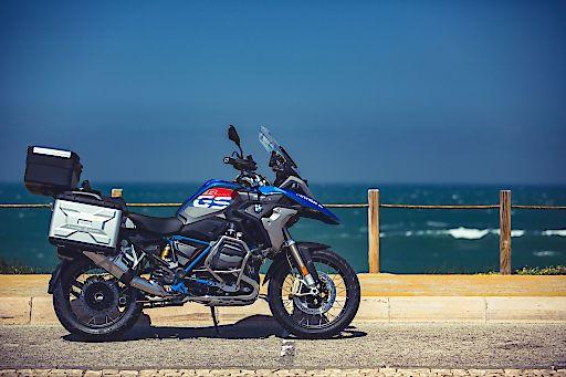 Beispielfoto Hertz Ride Motorrad 2