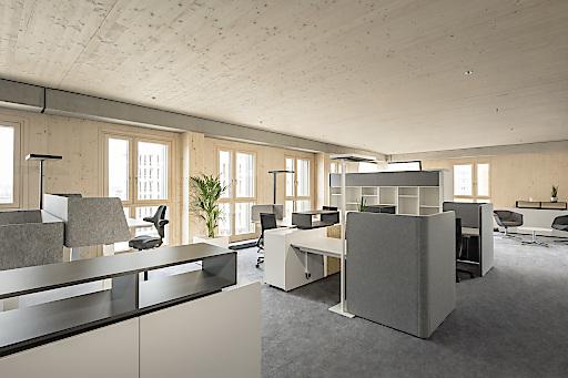 Visualisierung Musterbüru HoHo Wien