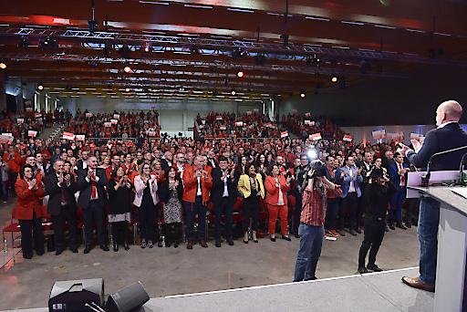 FSG NÖ feiert großen Wahlevent