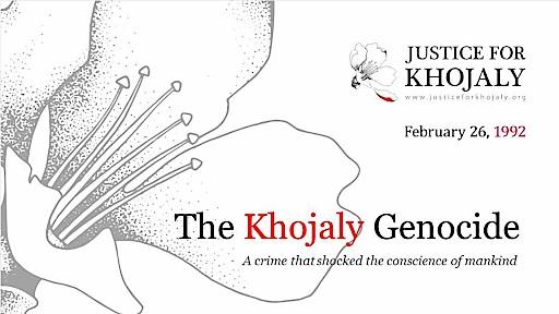 """Justice for Khojaly"" Kampagne"
