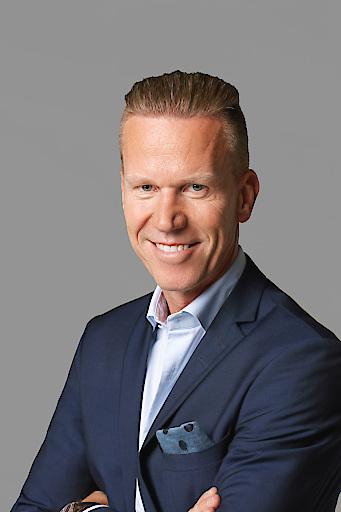 """Esprit CEO Anders Kristiansen. Weiterer Text über ots und www.presseportal.de/nr/102639 / Die Verwendung dieses Bildes ist für redaktionelle Zwecke honorarfrei. Veröffentlichung bitte unter Quellenangabe: """"obs/Esprit Holdings Limited"""""""