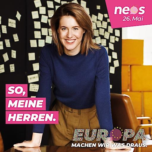 Bild Neos Starten Mit Reise Durch Europa In Den Wahlkampf Neos Das Neue Osterreich 28 02 2019 Ots At