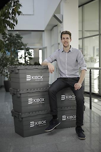 Martin Wild, Kibox-Gründer und Geschäftsführer