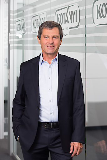 Erwin Kotányi, Geschäftsführer Kotányi GmbH