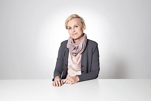 Eva Maria Kubin, Geschäftsführerin Styria Content Creation