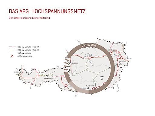 380 kV-Salzburgleitung: Bundesverwaltungsgericht bestätigt positiven UVP-Bescheid