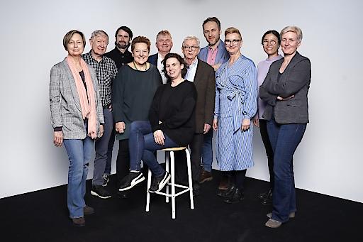 Bild: Vorstandsmitglieder der Okto Community TV GmbH
