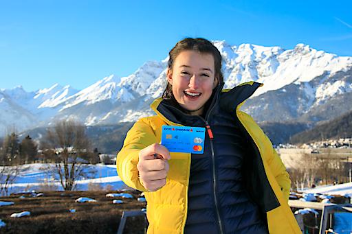 Symbolfoto Debit Mastercard