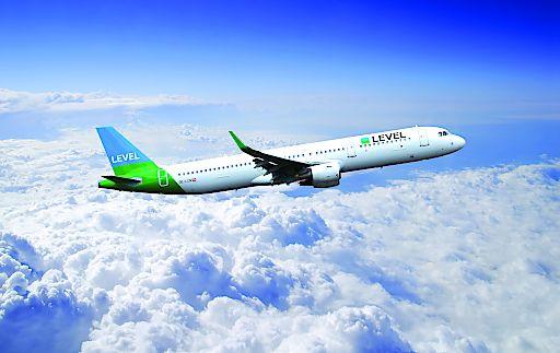 LEVEL startet mit Flügen nach Amsterdam