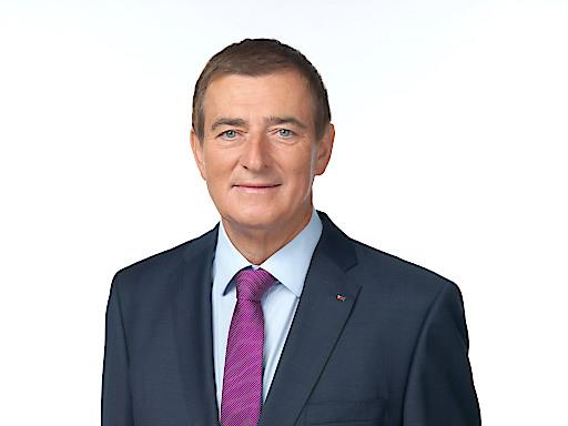 Präsident Günther Goach