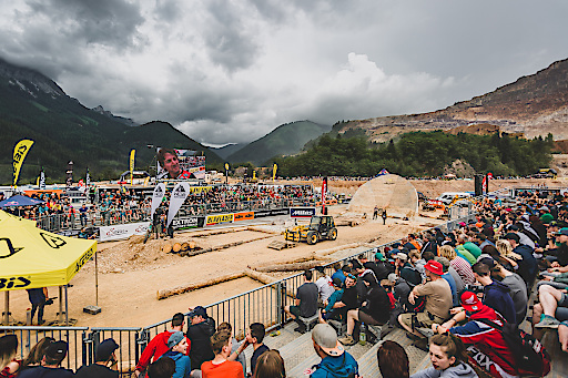 Erzbergrodeo Action Arena