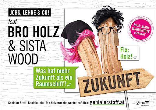 Jugendkampagne einmal anders: Plakatsujet