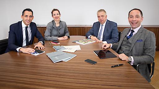 B&C Industrieholding stellt neue Managementstruktur vor