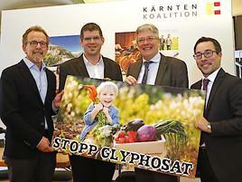 Glyphosat-Verbot: Kärnten biegt in die Zielgerade ein