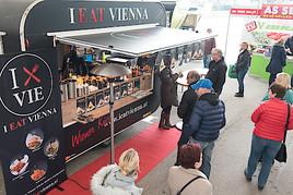 KULINAR TULLN: Der größte Feinkostladen Österreichs Die Messe für Küche, Kochen und Kulinarik von 28. bis 31. März 2019