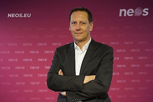 Wechsel im NEOS Bundesbüro: Luschnik folgt Egger im Juli als Bundesgeschäftsführer