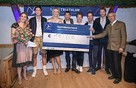110.000 Euro für die Laureus Sport for Good Foundation