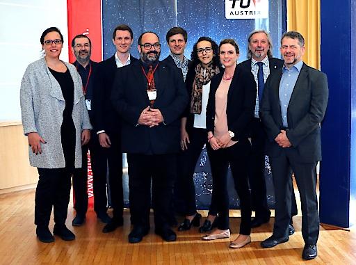 Die TÜV AUSTRIA Kälte-Klima Fachtage lockten im März ein Fachpublikum ins Schloss Seggau: An die 60 Teilnehmer/innen kamen, um die Fachvorträge zum Thema Kälte- und Klimatechnik zu hören.