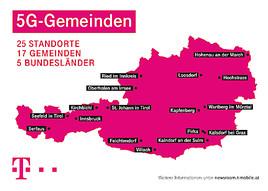 Telekom Lte Netzabdeckung Karte.österreich Ist 5g Pionierland T Mobile Austria Startet 5g Netz T