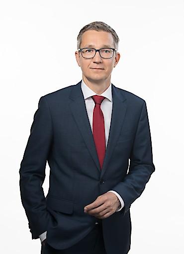 Daniel Reisenberger Vorsitzender der Geschäftsleitung Schindler Aufzüge und Fahrtreppen GmbH