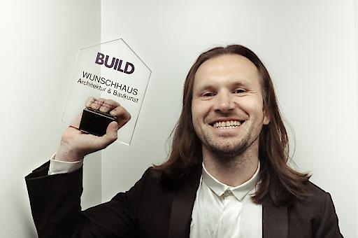 Wiener Architekturbüro erhält englischen BUILD Award für seine künstlerischen Leistungen