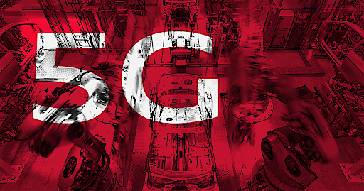 """5G: Ericsson, Audi und Sick präsentieren Mensch-Roboter-Interaktion in Echtzeit / 5G-Forschung für die Automobilproduktion. Weiterer Text über ots und www.presseportal.de/nr/13502 / Die Verwendung dieses Bildes ist für redaktionelle Zwecke honorarfrei. Veröffentlichung bitte unter Quellenangabe: """"obs/Ericsson GmbH/Audi"""""""