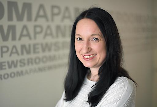 Lisa Göltl wird mit April stv. Chronik-Chefin in der APA in Wien.