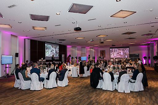 exquisites Gala-Dinner im Sporthotel Wagrain