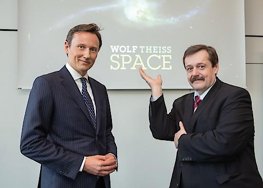 Direktor des Planetariums der Stadt Wien, Kuffner-und UraniasternwarteDirektor des Planetariums der Stadt Wien, Kuffner- und Uraniasternwarte