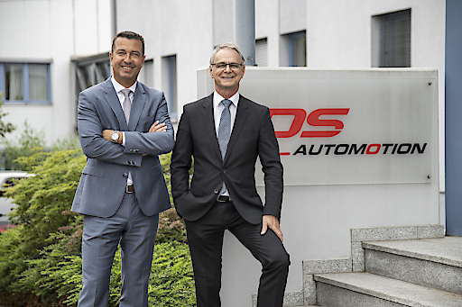 Ing. Wolfgang Hillinger MBA und DI Manfred Hummenber-ger MBA, Geschäftsführer, DS AUTOMOTION GmbH