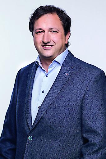 Neuer Präsident DI Stefan Auer