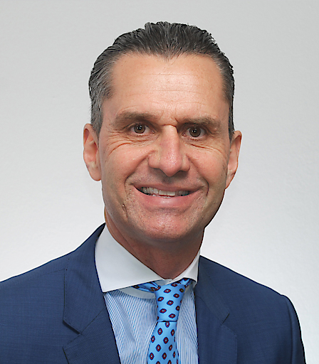 Akad. Vkfm. Christoph Repolust, Vorstand bei der GrECo International AG