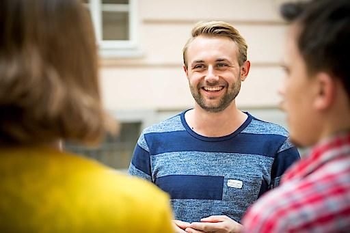 Dominik Ramusch, Spitzenkandidat der AktionsGemeinschaft