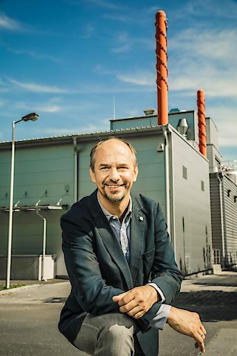 DI Christian Lorenz, Geschäftsführer Lorenz Consult