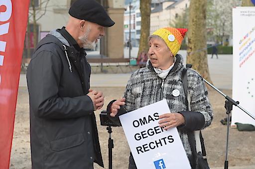 Volkshilfe: Protesttour gegen Abschaffung der Mindestsicherung in St. Pölten
