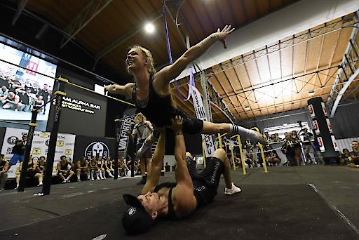 Der Bodyweight-Day am 10. und 11. Mai in der Marx Halle in Wien
