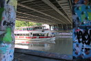 Street Art River Cruise am Wiener Donaukanal