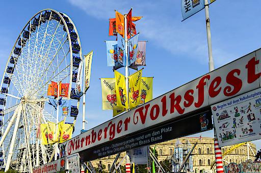 """Das Nürnberger Frühlingsfest feiert 100 Jahre Jubiläum. Weiterer Text über ots und www.presseportal.de/nr/113984 / Die Verwendung dieses Bildes ist für redaktionelle Zwecke honorarfrei. Veröffentlichung bitte unter Quellenangabe: """"obs/Congress- und Tourismus-Zentrale Nürnberg/Uwe Niklas"""""""