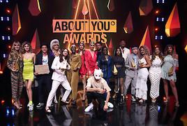 ABOUT YOU Awards 2019: Die größte Influencer Award Show des Jahres begeistert mit vielen Emotionen, hochkarätigen Gästen und einer gewaltigen Portion Glamour (FOTO)