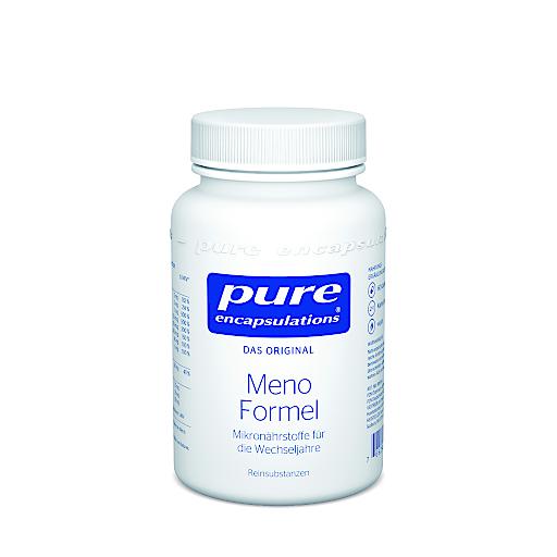 Meno Formel von Pure Encapsulations
