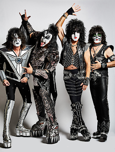 Kiss End Of The Road World Tour Mi, 29.05.2019 Wiener Stadthalle, Halle D