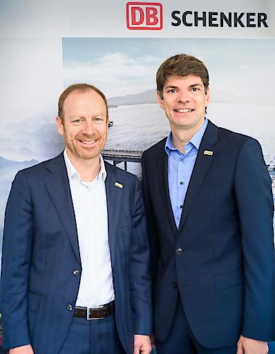 DB Schenker in Österreich & Südosteuropa - Bilanz Pressekonferenz