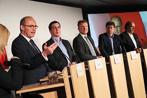 Oesterreichs Energie Trendforum Europa wählt - die Energiepolitik in Diskussion